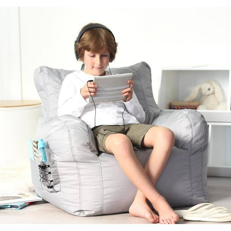 Getting a good kid sofa chair will be a great idea. This makes sure that your kid enjoys good comfort while sitting.