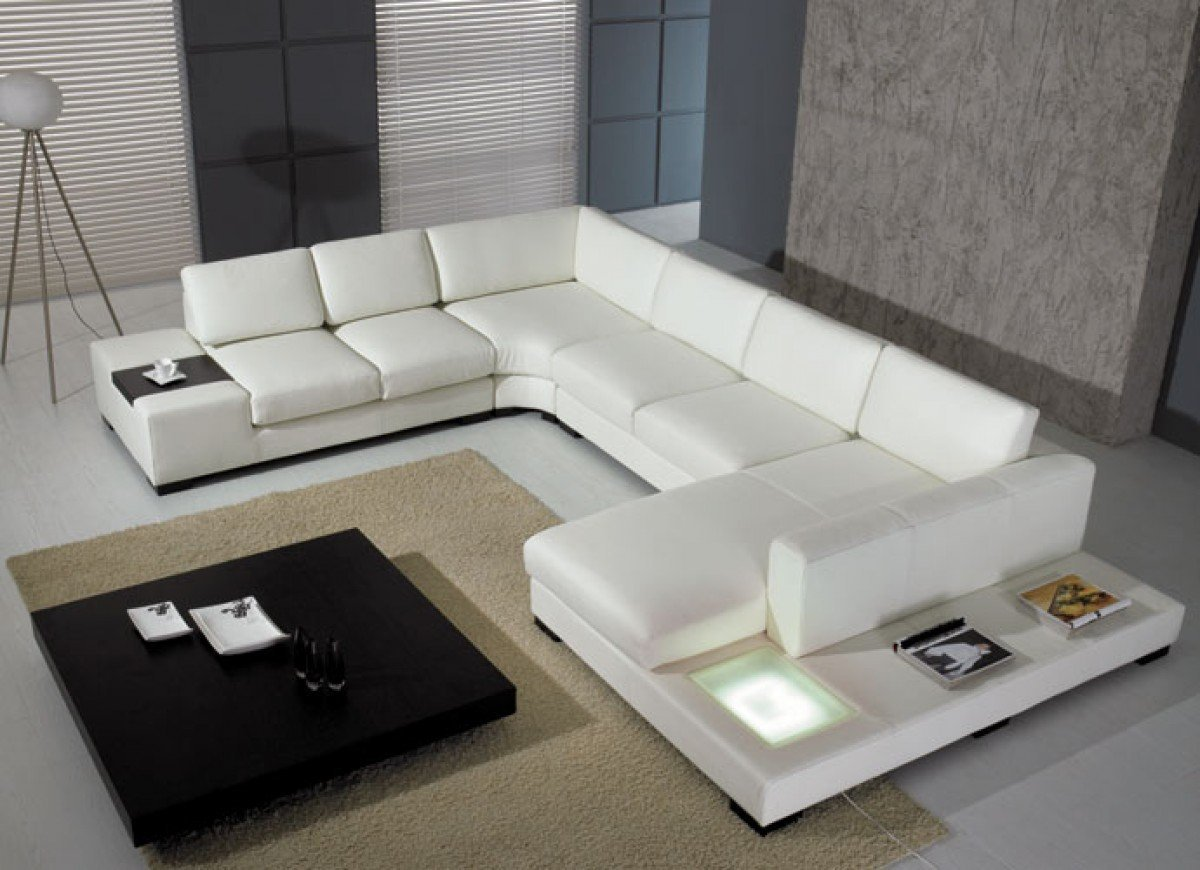 This 5 piece sectional sofa is one of the best leather sofa when it comes to u couches.