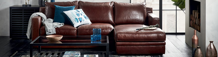 This picture shows one best leather sofa in the market