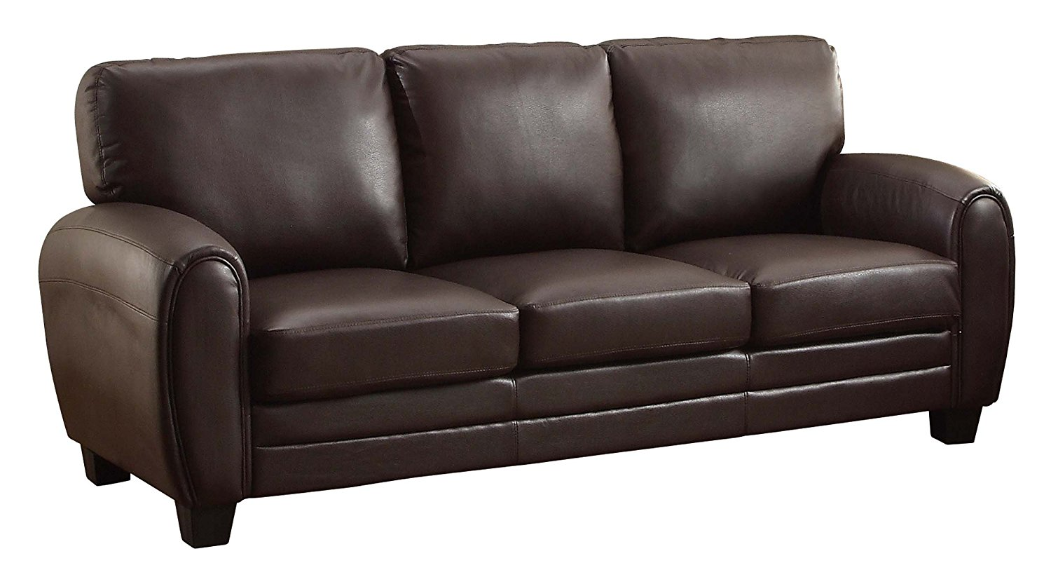 Homelegance 9734DB-3 is a nice leather sofa to buy