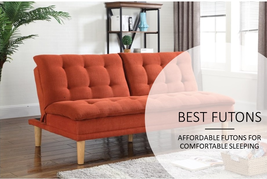 If you're looking for some comfortable futons for sleeping, you're in the right place