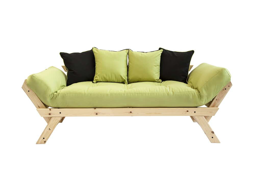 Stylish futon sofas make a onverwhelming impact on your home decor.