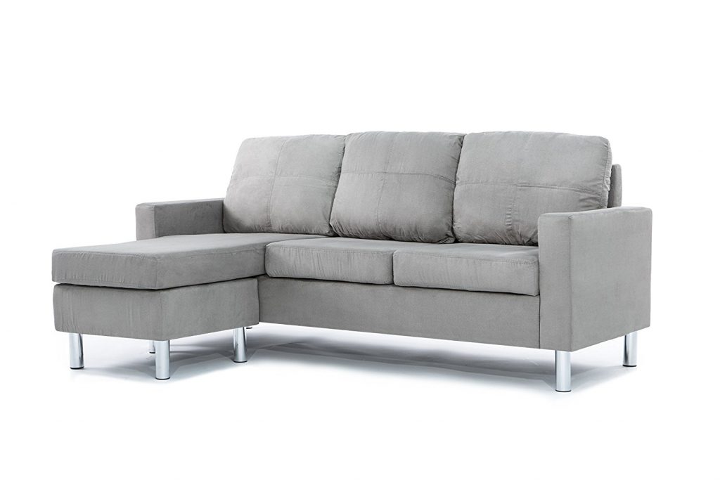 Divano Roma Modern Sofa is a stylish inexpensive couch you can have in your living room