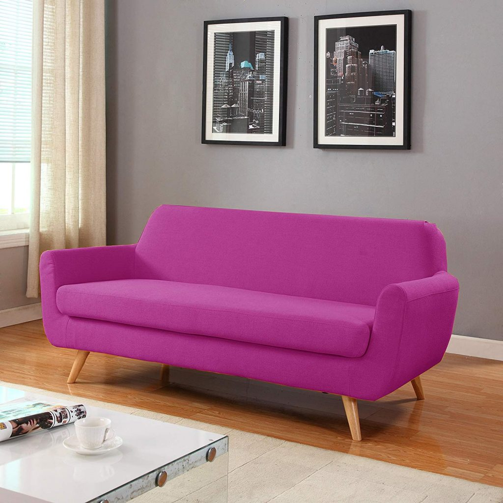 Mid Century Sofa is an inexpensive sofa you can have in your home
