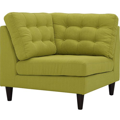 Modway Empress's one of the stylish and affordable sofa. This one has got a unique design too