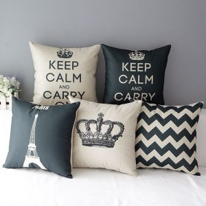 Modern and urban pillow ideas for couches