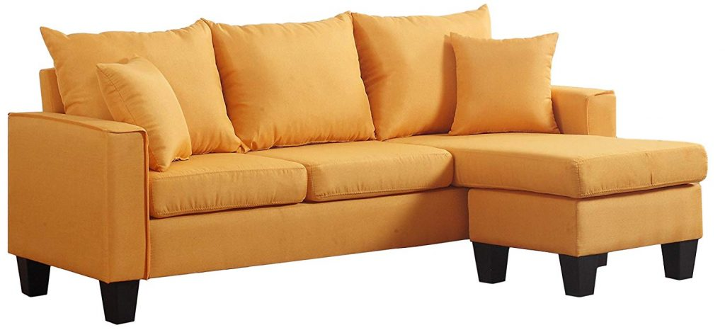Divano Roma Small Space Sofa