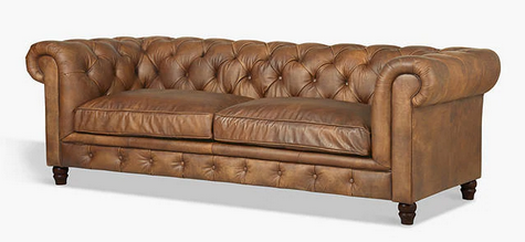 HALO EARLE CHESTERFIELD GRAND 4-SEATER