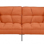 DIVANO ROMA FURNITURE MODERN ADJUSTABLE SMALL SOFA
